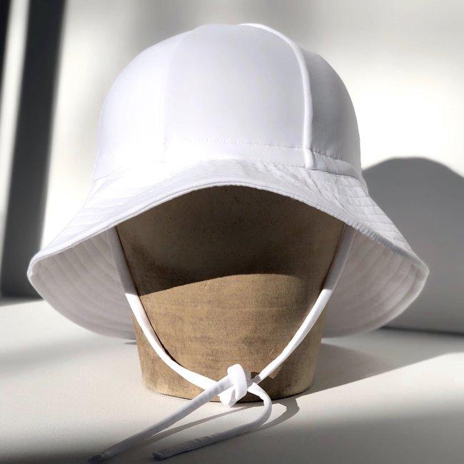 Fini. the label Fini. The Label - Floppy Sun Hat, White