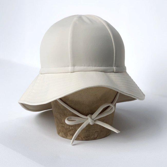 Fini. the label Fini. The Label - Floppy Sun Hat, Cream