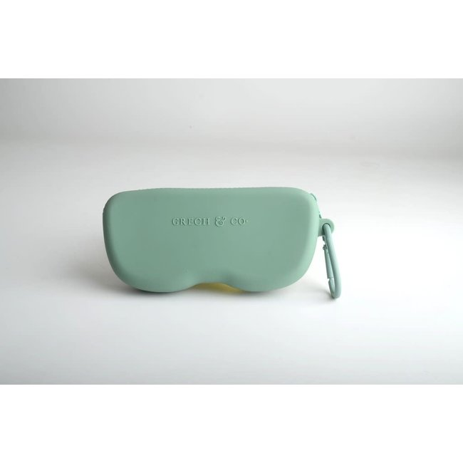 Grech & Co. Grech & Co. - Sunglasses Case, Fern