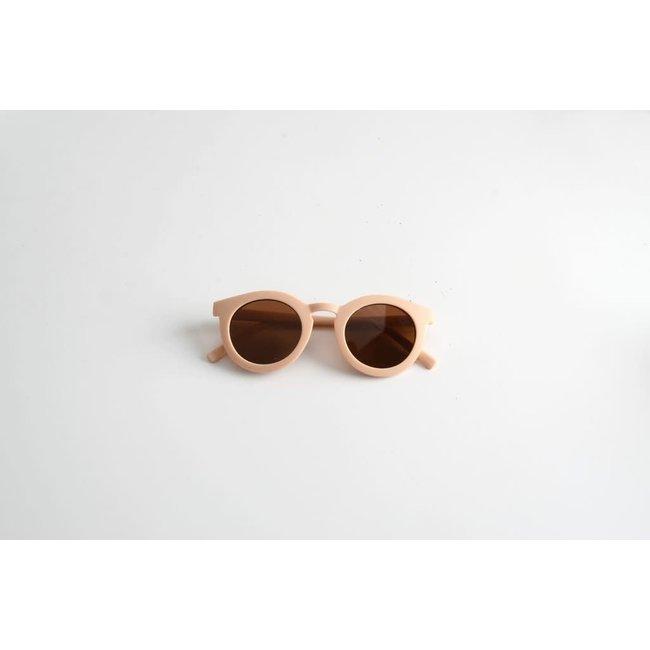 Grech & Co. Grech & Co. - Lunettes de Soleil Recyclées, Coquillage, 3 ans et +