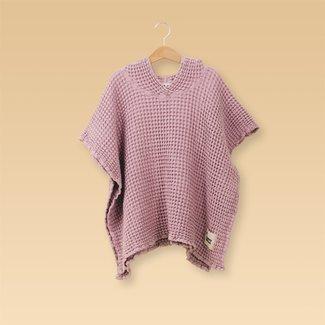 Happymess Kids Happymess - Bath Poncho, Lavender