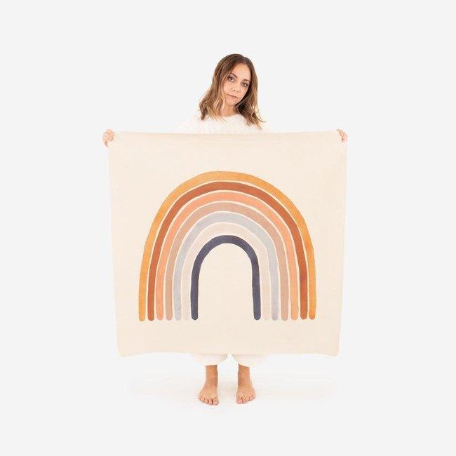 Gathre Gathre - Mini Multifunctional Leather Mat, Rainbow