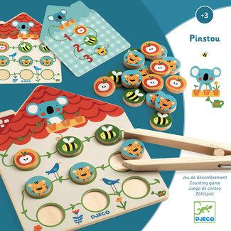 Djeco Djeco - Counting Game, Pinstou
