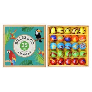 Billes & Co Billes & Co - Marbles Mini Box, Jungle