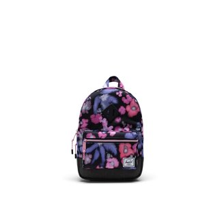Herschel Herschel - Heritage Kids Backpack, Blurry Floral/Black Crosshatch