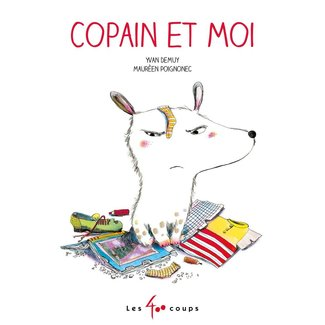 Éditions les 400 coups Éditions les 400 Coups - Book, Buddy and Me