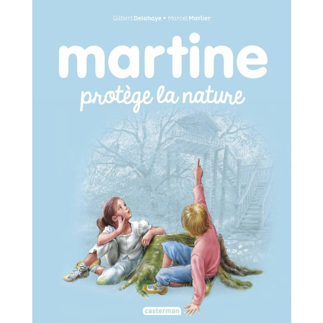 Éditions Casterman Éditions Casterman - Book, Martine Protects Nature #59