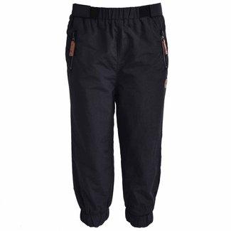L&P L&P - Pantalon d'Extérieur HE9 Doublé en Polar, Noir