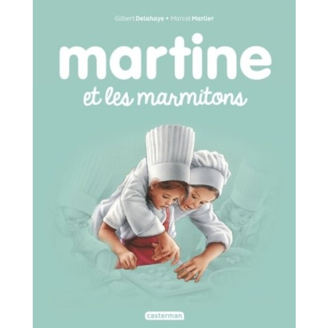 Éditions Casterman Éditions Casterman - Book, Martine and the Cooks #51