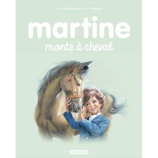 Éditions Casterman Éditions Casterman - Book, Martine Rides a Horse #16