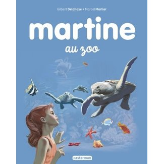 Éditions Casterman Éditions Casterman - Book, Martine at the Zoo #13