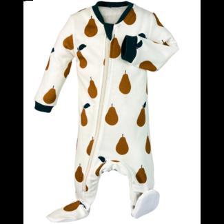 Zippy Jamz Zippy Jamz - Footie Pyjama, Pears