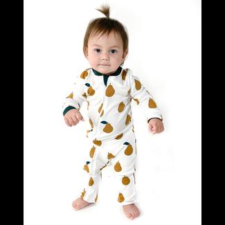 Zippy Jamz Zippy Jamz - Pyjama à Pattes Sans Pieds, Poires