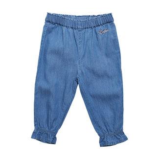 En Fant En Fant - Chambray Pants, Dark Slate