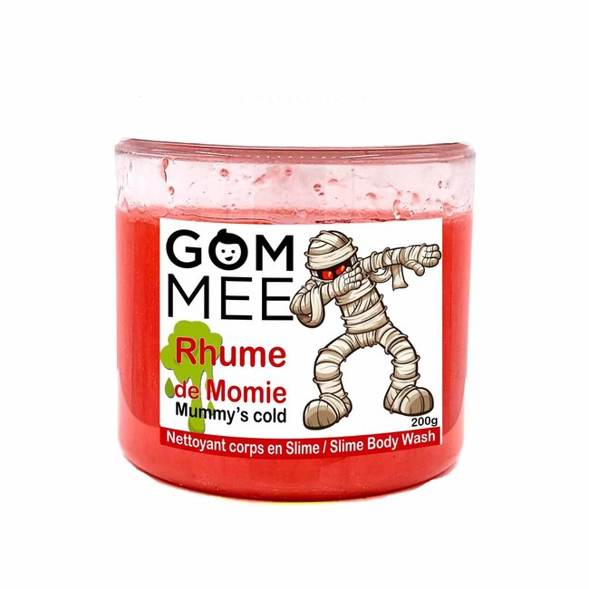 Gom.mee GOM.MEE - Slime Body Wash, Mummy's Cold