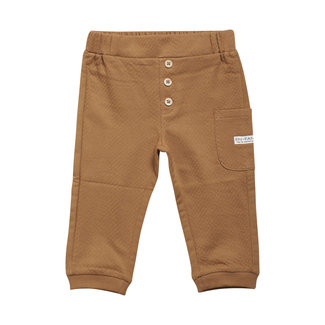 En Fant En Fant - Pantalon Structure, Brun Tabac