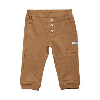 En Fant En Fant - Structure Pants, Tobacco Brown