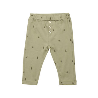 En Fant En Fant - Pantalon à Boutons, Aloès