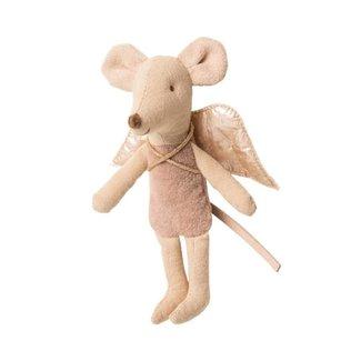 Maileg Maileg - Little Fairy Mouse, Pink