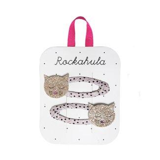 Rockahula Kids Rockahula Kids - Set of Clips, Shiny Cats