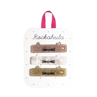 Rockahula Kids Rockahula Kids - Paquet de Barrettes, Chats