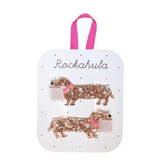 Rockahula Kids Rockahula Kids - Set of Clips, Sausage Dog