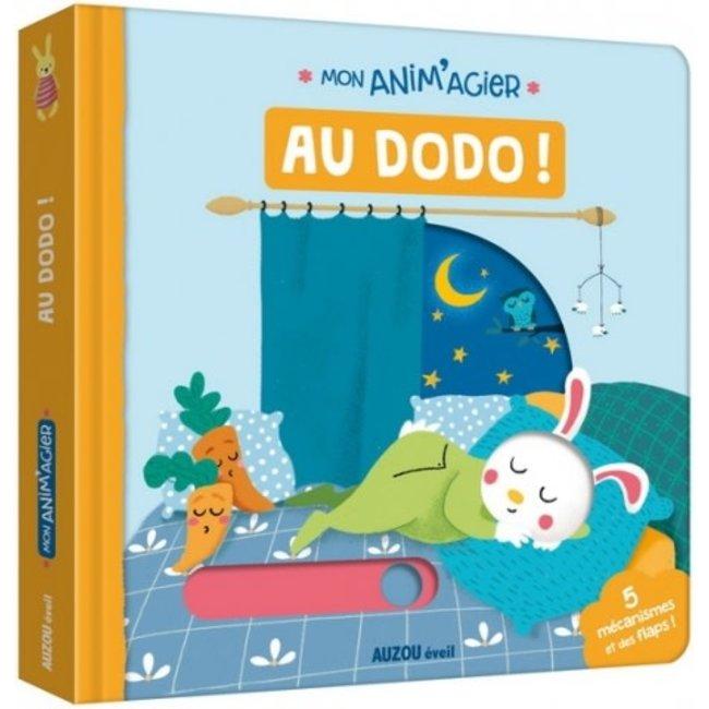 Auzou Auzou - Mon Anim'agier Book, Time to Sleep