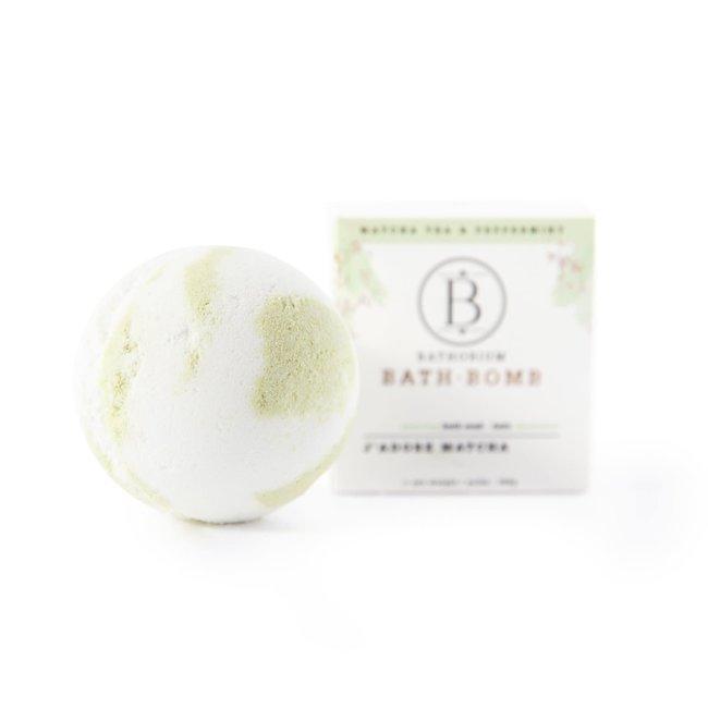 Bathorium Bathorium - Bath Bomb, J'Adore Matcha