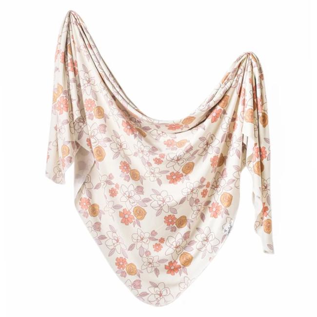 Copper Pearl Copper Pearl - Single Knit Blanket, Ferra