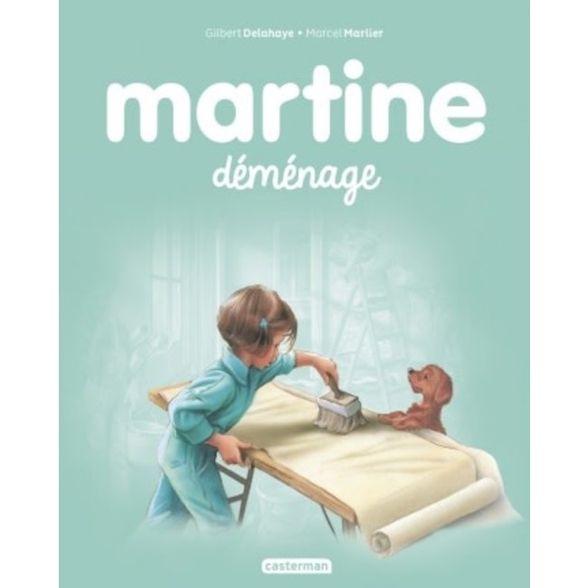 Éditions Casterman Éditions Casterman - Book, Martine Is Moving #42