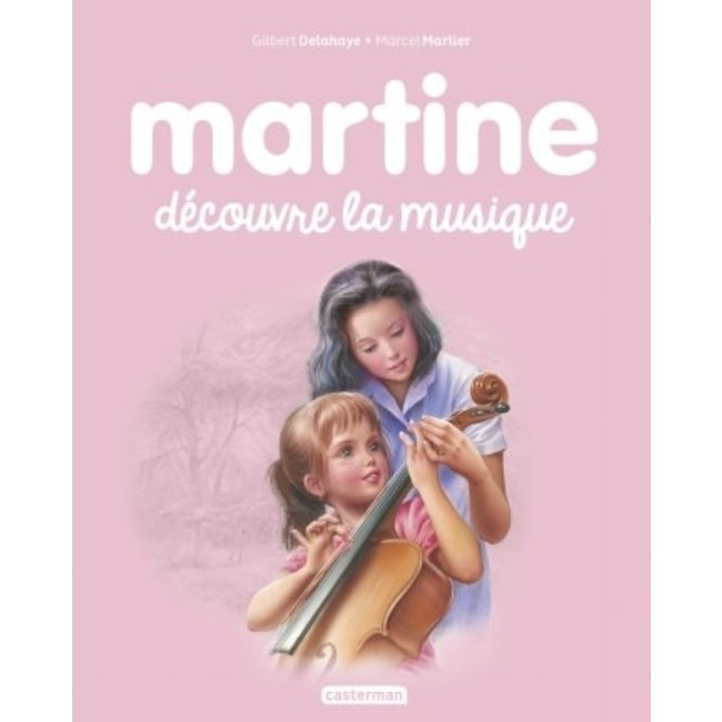 Éditions Casterman Éditions Casterman - Book, Martine Discovers Music #43