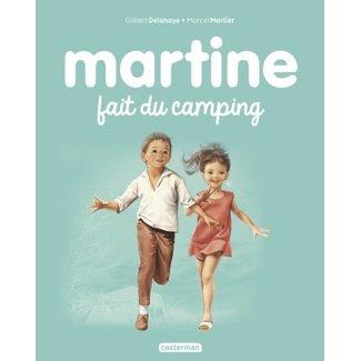 Éditions Casterman Éditions Casterman - Livre, Martine Fait du Camping #9