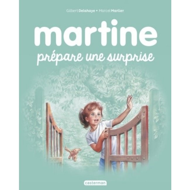 Éditions Casterman Éditions Casterman - Book, Martine Prepares a Surprise #52
