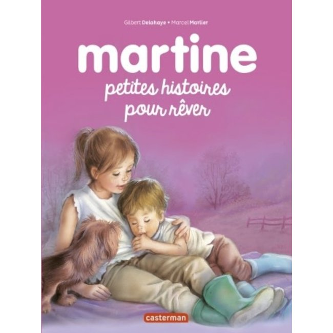 Éditions Casterman Éditions Casterman - The Collections of Martine #2, Little Stories to Dream