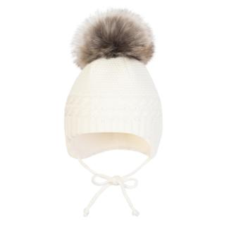 Broel Broel - Candy Hat, Ecru