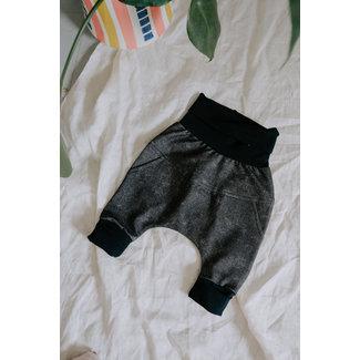 Little Yogi Little Yogi - Pantalon Évolutif, Jegging Foncé