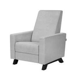 Dutailier DEMO SALE - Dutailier Classico - Upholstered Chair Motorized with Battery Pack and Technogel Seat, Color 5211