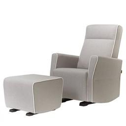 Dutailier Dutailier Moderno - Fauteuil/Chair, Fogo, Couleur 5211, Programme Stock