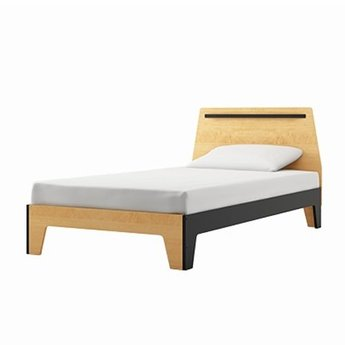 Dutailier Dutailier Caramel - Lit Simple/Dutailier Single Bed
