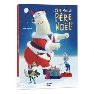 Auzou Auzou - Book, It's Me Santa Claus