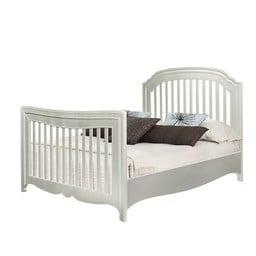 Natart Juvenile Natart Alexa - Lit Double/Double Bed, Argent/Silver