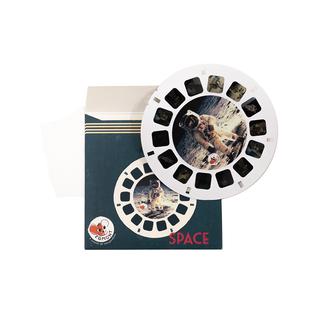 Egmont Toys Egmont Toys - Disque pour Visionneuse de Rêves Vintage, L'Espace