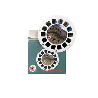 Egmont Toys Egmont Toys - Disque pour Visionneuse de Rêves Vintage, Les Dinosaures
