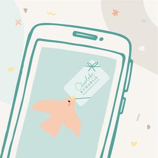 Web gift card