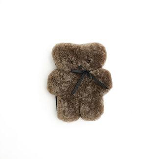 FlatOut Australia FlatOut Australia - Sheepskin FlatOut Bear Baby, Chocolate