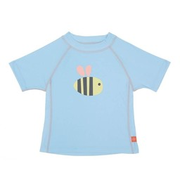 Lassig Lässig - Chandail de Piscine Manches Courtes/Short Sleeve Rashguard, Bourdon/Bumble Bee
