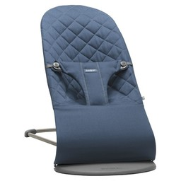 BabyBjörn BabyBjörn - Transat Bouncer Bliss/Bouncer Bliss, Blue Minuit/Midnight Blue