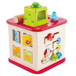 Hape Hape - Cube D'activité Des Amis\Friendship Activity Cube
