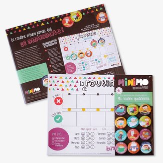 Minimo Minimo - Motivation Set, My Daily Routine