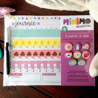 Minimo Minimo - Motivation Set, Baby's Day